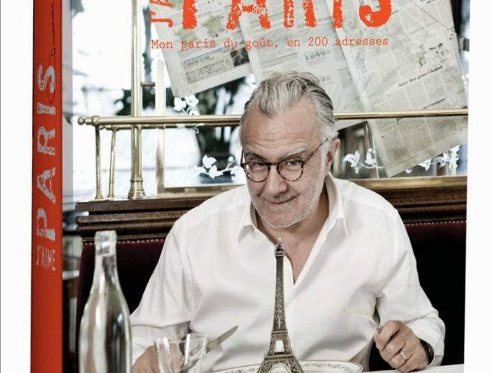 Magazine Metro Alain Ducasse