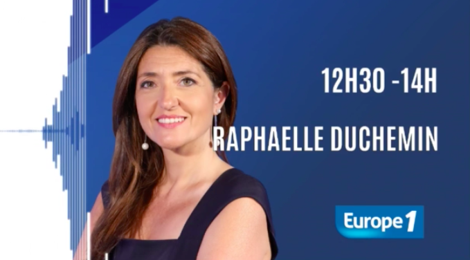 Interview sur Europe 1 à l'occasion de la journée mondiale du Café