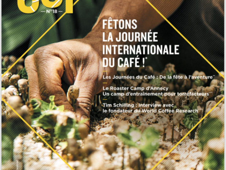 Conditions de travail / L'engagement de La Caféothèque