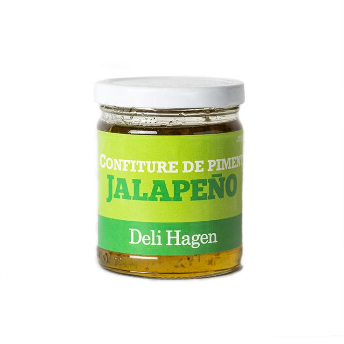 Confiture de Piment Jalapeño
