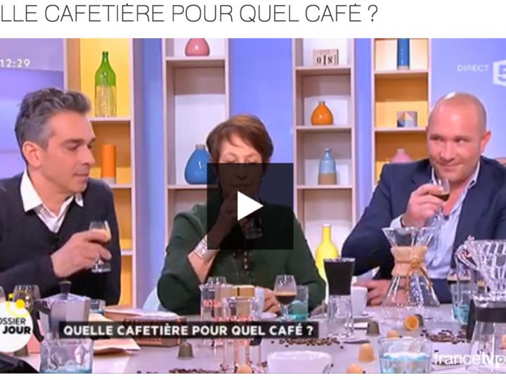 Quelle Cafetière pour quel café ?