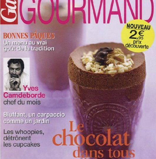 Magazine Gala Gourmand