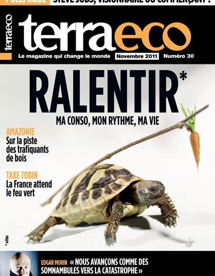 Gloria Montenegro interviewée par Terra Eco