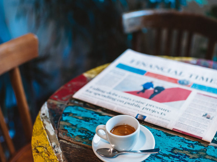 Simon Kuper in Paris : where to find the best coffee